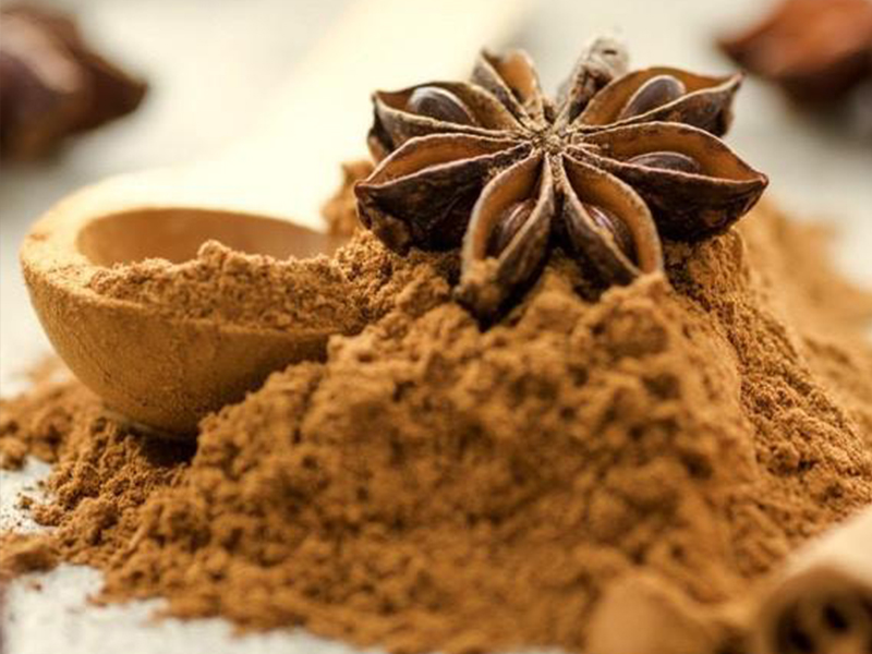 Powder star anise